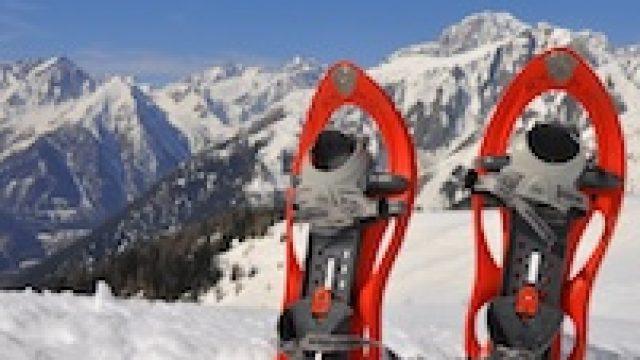 <strong> Special Offer: </ strong> Oferta Raquetas de nieve